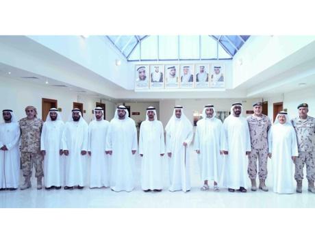 الشرقي يفتتح نادي الفجيرة للرماية والفروسية - دوت امارات