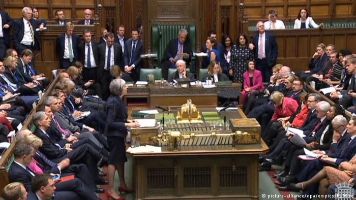 UK government loses key votes as parliament gains powers in next Brexit steps - Dotemirates