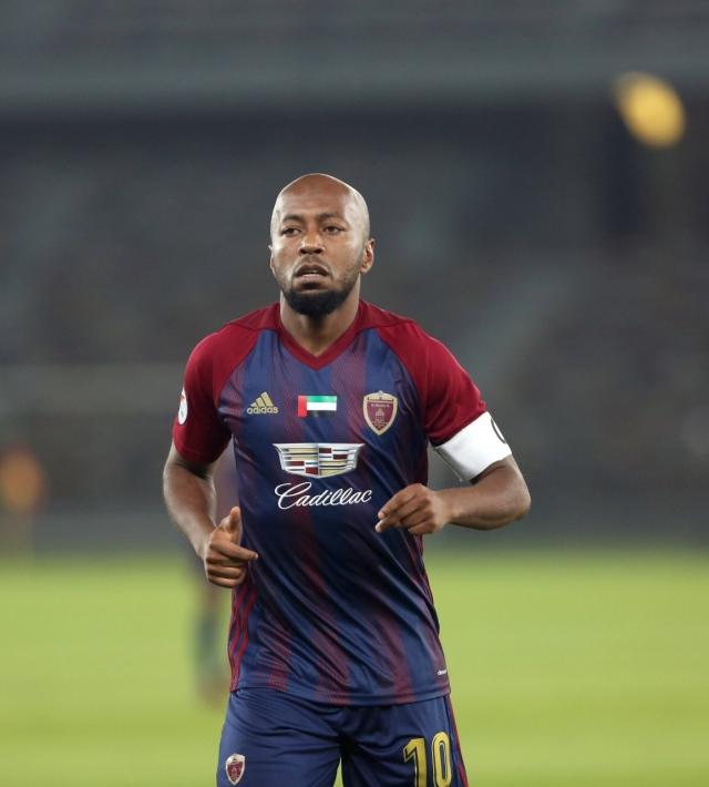 الوحدة يجدد عقد إسماعيل مطر موسماً إضافياً - دوت امارات