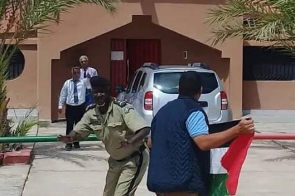 السلطات الموريتانية تتدخل بصرامة كبيرة ضد أحد انفصاليي البوليساريو بعد محاولته استفزاز المغرب - دوت امارات
