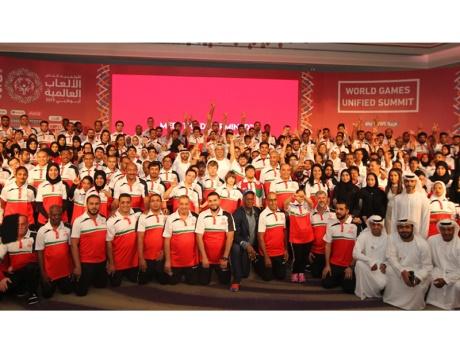 100 يوم على انطلاق الألعاب العالمية للأولمبياد الخاص - دوت امارات