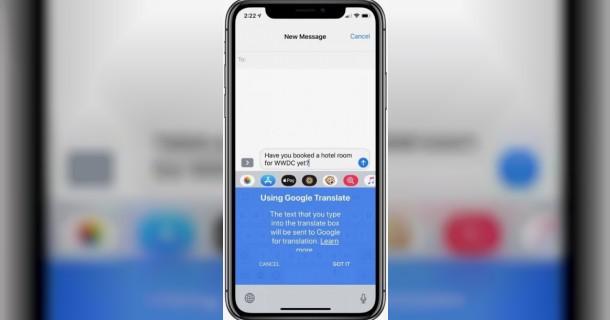 تحديث تطبيق Gboard يجلب ميزة الترجمة داخل التطبيق على